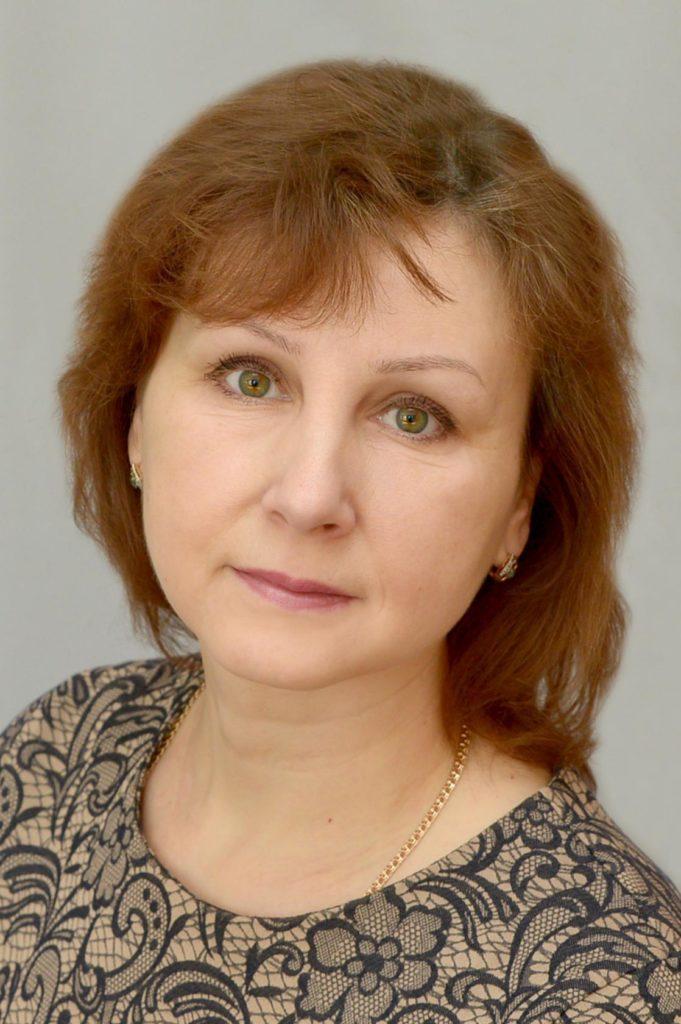 Копкина Елена Александровна
